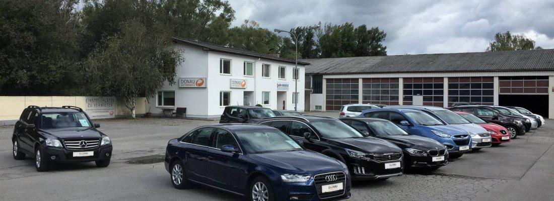 Willkommen bei                  Donau-Automobile