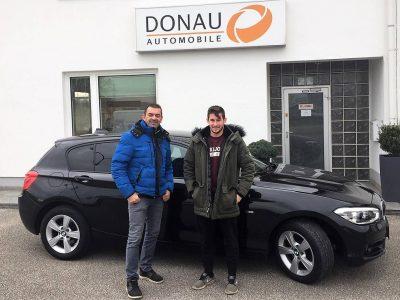 verkaufte Donau-Automobile