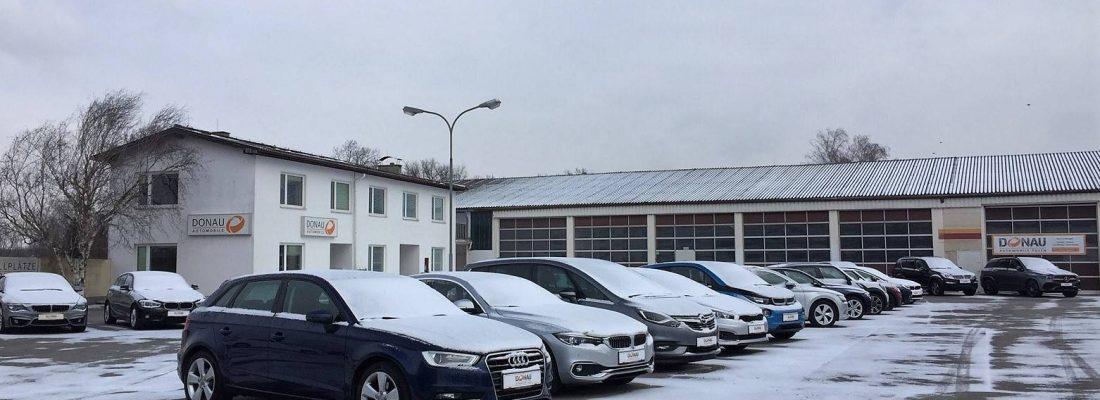 Willkommen bei Donau-Automobile!