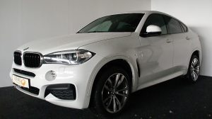 BMW X6 xDrive30d Sport Activity Coupé Österreich-Paket Aut. bei Donau Automobile in