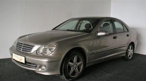 Mercedes-Benz C 200 Kompressor Classic bei Donau Automobile in