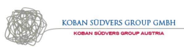 KOBAN SÜDVERS GROUP GMBH