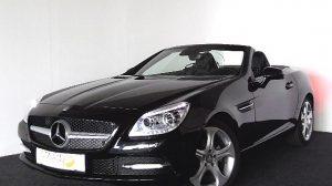 Mercedes-Benz SLK 200 BlueEfficiency Aut. bei Donau Automobile in