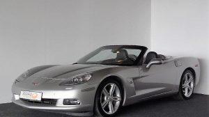 Corvette Corvette Convertible 6,2 V8 Aut. bei Donau Automobile in