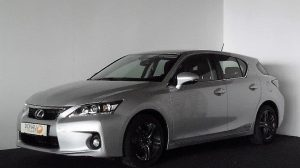 Lexus CT 200h Business bei Donau Automobile in