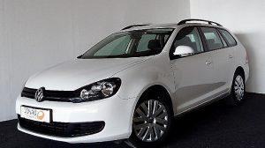 VW Golf Variant Rabbit 1,6 TDI DPF bei Donau Automobile in
