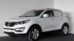 KIA Sportage Motion 1,7 CRDi DPF bei Donau Automobile in