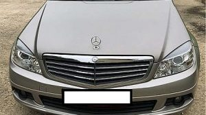 Mercedes-Benz C 200 Classic A-Edition CDI bei Donau Automobile in