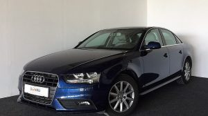 Audi A4 2,0 TDI DPF bei Donau Automobile in
