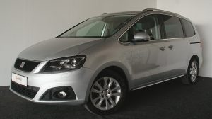 Seat Alhambra Executive 2,0 TDI CR bei Donau Automobile in
