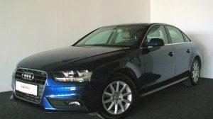 Audi A4 2,0 TDI DPF bei Donau Automobile in