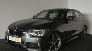 BMW 125d Österreich-Paket * Navi * Leder * Xenon bei Donau Automobile in