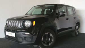 Jeep Renegade 1,6 MultiJet II 120 Sport bei Donau Automobile in