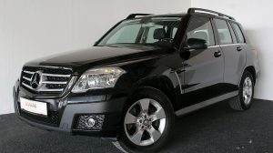Mercedes-Benz GLK 320 CDI 4MATIC Aut. bei Donau Automobile in