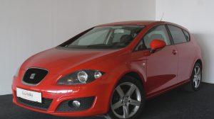 Seat Leon Sport 1,8 TSI bei Donau Automobile in