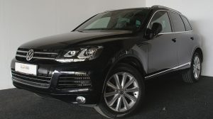 VW Touareg Sky V6 TDI BMT 4Motion Aut. bei Donau Automobile in