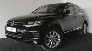 VW Touareg Sky V6 TDI BMT 4Motion Aut. bei Donau Automobile in