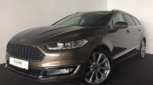 Ford Mondeo Traveller Vignale 2,0 TDCi bei Donau Automobile in