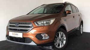 Ford Kuga 1,5 TDCi Titanium Start/Stop Powershift Aut. bei Donau Automobile in