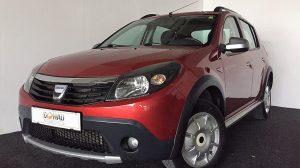 Dacia Sandero Stepway 1,6 MPI * Klimaanlage * Serviceheft bei Donau Automobile in