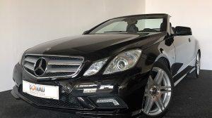 Mercedes-Benz E 250 CGI BlueEfficiency Aut. * AMG * Vollausstattung bei Donau Automobile in
