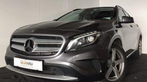 Mercedes-Benz GLA 220 CDI 4MATIC Aut. * Navi * bei Donau Automobile in