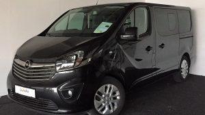 Opel Vivaro Combi L1H1 1,6 BiTurbo CDTI * 145PS * Navi * Tempomat bei Donau Automobile in