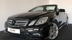 Mercedes-Benz E 250 CGI BlueEfficiency Aut. * AMG * Vollausstattung bei Donau Automobile in
