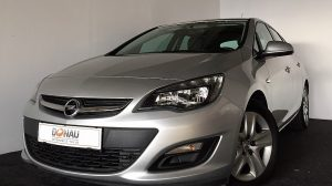 Opel Astra 1,7 CDTI ecoflex Edition Start/Stop System bei Donau Automobile in