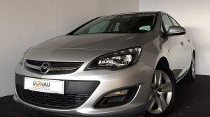 Opel Astra 1,7 CDTI ecoflex Edition Start/Stop System bei Donau Automobile in