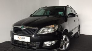 Skoda Fabia Combi Family 1,6 TDI DPF bei Donau Automobile in