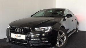 Audi A5 SB 2,0 TDI ultra Intense * Navi * Xenon * Garantie bei Donau Automobile in