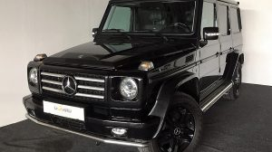 Mercedes-Benz G 500/6 Station Wagen 2850 mm EDITION SELECT bei Donau Automobile in