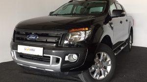 Ford Ranger Doppelkabine Wildtrak 4×4 3,2 TDCi * Navi * Kamera bei Donau Automobile in