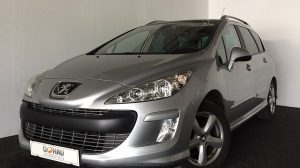 Peugeot 308 SW 1,6 16V VTi Exclusive AUTOMATIK * AHK bei Donau Automobile in