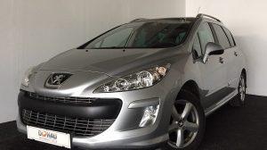 Peugeot 308 SW 1,6 16V VTi Exclusive AUTOMATIK * AHK bei Donau Automobile in