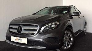 Mercedes-Benz GLA 220 CDI 4MATIC Aut. * Navi * Xenon * 2 Jahre Garantie! bei Donau Automobile in