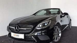 Mercedes-Benz SLC 180 * Leder * LED * Navi * Kamera bei Donau Automobile in