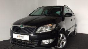 Skoda Fabia Combi Family 1,6 TDI DPF * Klimatronic * bei Donau Automobile in