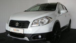 Suzuki SX4 S-Cross 1,6 shine * Erstbesitz * Sitzheizung bei Donau Automobile in