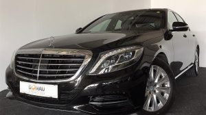 Mercedes-Benz S 350 BlueTEC 4Matic Aut. * ALLRAD * Vollausstattung bei Donau Automobile in