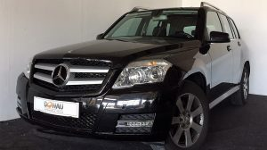Mercedes-Benz GLK 220 CDI 4MATIC BlueEfficiency A-Edition Aut. bei Donau Automobile in