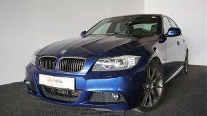 BMW 318d Österreich-Paket * Xenon * M-Sportpaket bei Donau Automobile in