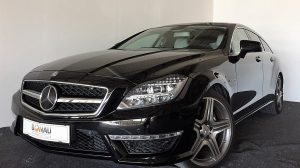 Mercedes-Benz CLS 63 AMG Shooting Brake Aut. bei Donau Automobile in