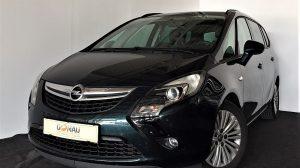 Opel Zafira Tourer 1,4 Turbo ecoflex Edition * 7 Sitze * bei Donau Automobile in