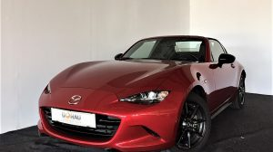 Mazda MX-5 RF G130 Attraction * Leder * Tempomat bei Donau Automobile in