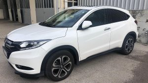 Honda HR-V 1,5 i-VTEC Executive CVT * Automatik * Navi bei Donau Automobile in