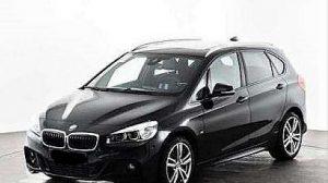 BMW 220d xDrive Active Tourer M Sport Aut. * Leder * Navi * Abstandstempomat bei Donau Automobile in