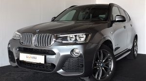 BMW X3 xDrive30d M Sport Aut. * Navi * LED * 19″ * bei Donau Automobile in