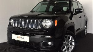 Jeep Renegade 2,0 MultiJet II 120 Longitude AWD * ALLRAD bei Donau Automobile in